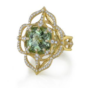 Tourmaline Wish Ring