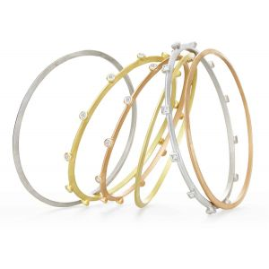Knife Edge Bangles