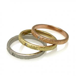 Thin Band Rings
