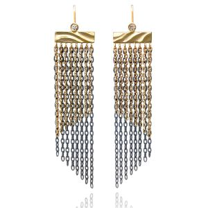 Shoreline Fringe Earrings