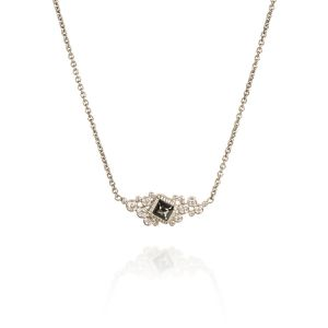 Palladium Necklace