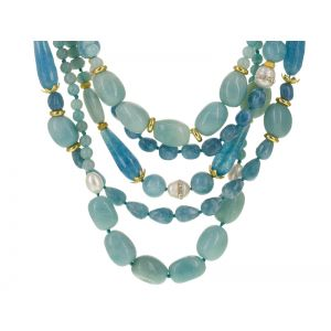 Stratify + Freeform Necklace
