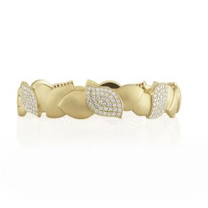 Lotus Diamond Bracelet