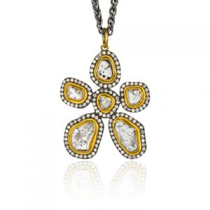 Solene Diamond Necklace