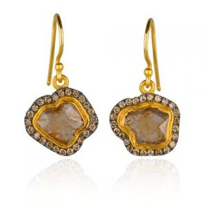 Solene Diamond Earrings