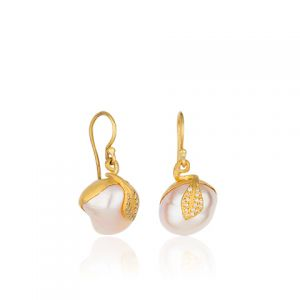Pearl Lydia Earrings