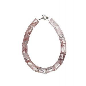 Ruby and Diamond Choker