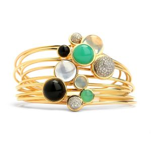 Baubles Stacking Bracelets
