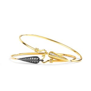Love Leaf Stackable Bracelets