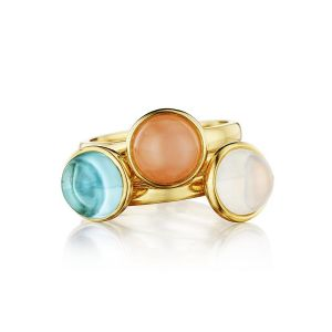 Stackable Bauble Rings