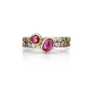 Ruby Ring Set