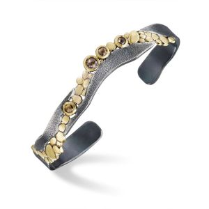 Wild River Diamond Cuff