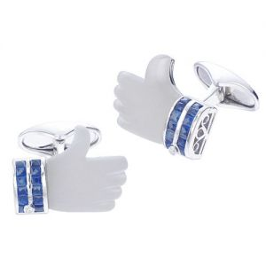 Thumbs Up Cufflinks
