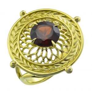Parthian Empire Ring