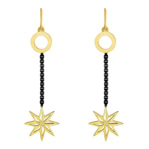 Lucina Stella Drop Earrings