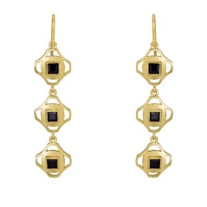 Kleio Trio Earrings