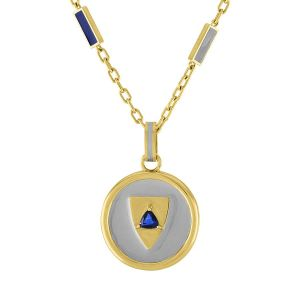 Royal Shield Pendant