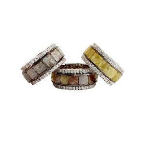 Slice Diamond Bands