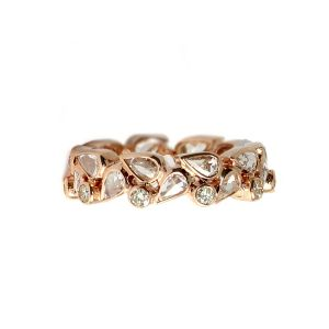 Rosecut Diamond Band