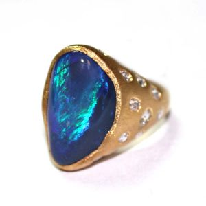 Starry Lane Ring