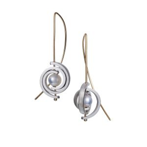 Inspiro Spiral Earrings