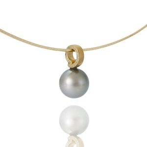 Timeless Pearl Pendant
