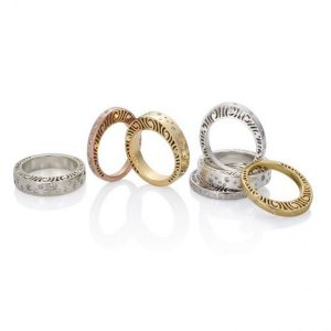 Shooting Stars Stacking Rings