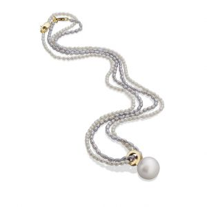Cirrus Pearl Necklace