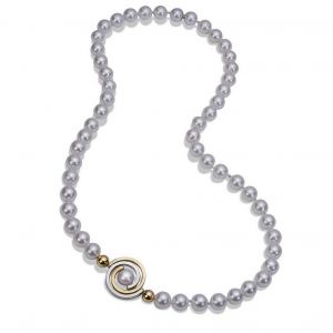 Inspiro Akoya Pearl Necklace