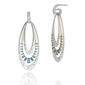 LYRA Interchangeable Hoop Earring