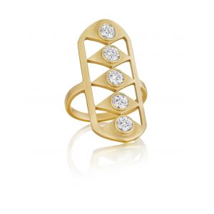 Diamond Gladiator Ring
