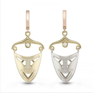 Beolli Mask Earrings