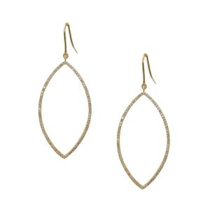 Mary Navette Earrings