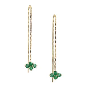 Asher Threader Earrings