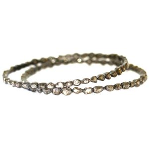 Aimee Diamond Bangles