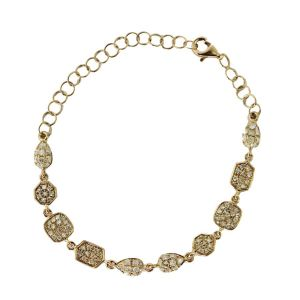 Alex Diamond Bracelet