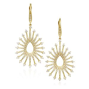 Dilamani Starburst Earrings