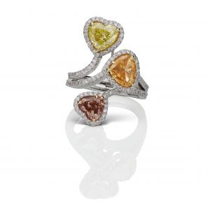 Three Hearts Ring