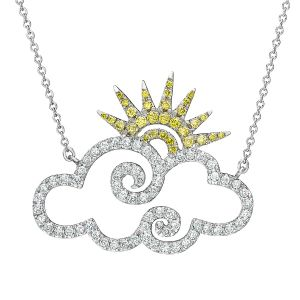 Lady of The East Necklace