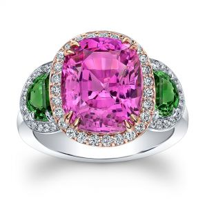 AG Gems Spinel Ring