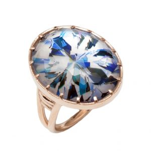 Renae Oval Ring