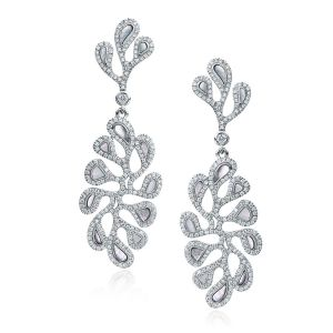 Foglia di Mare Earrings