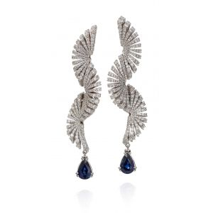 Ventaglio Earrings