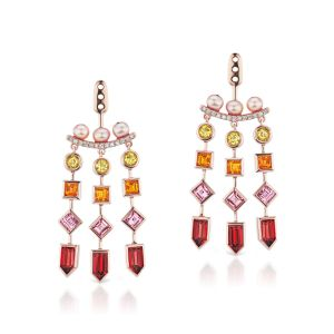 Cirque Tassle Earrings