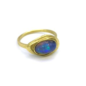 Jelly Opal Ring