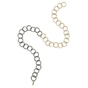 Open Silhouette Chain
