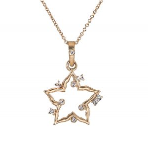 Star Shape Pendant