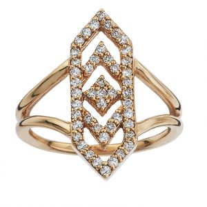Gianna Diamonds Ring