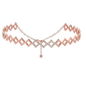 Regalo Statement Choker