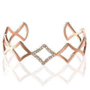 Regalo Diamond Cuff